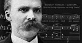 WEDNESDAY SERIES. The Musical Universe of Friedrich Nietzsche