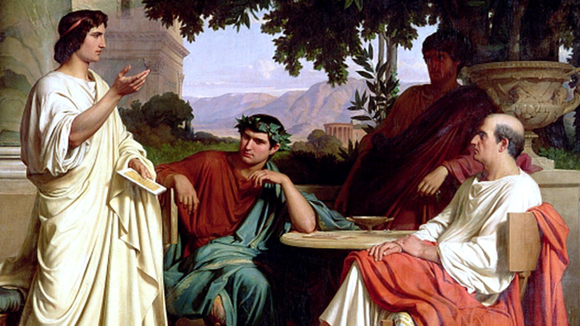 Lectures • Fundación Juan March – Lecture Series: Mecenas and his ...