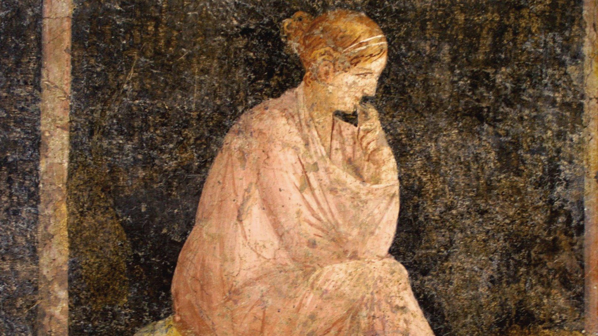 Mujer y maternidad en la Grecia antigua