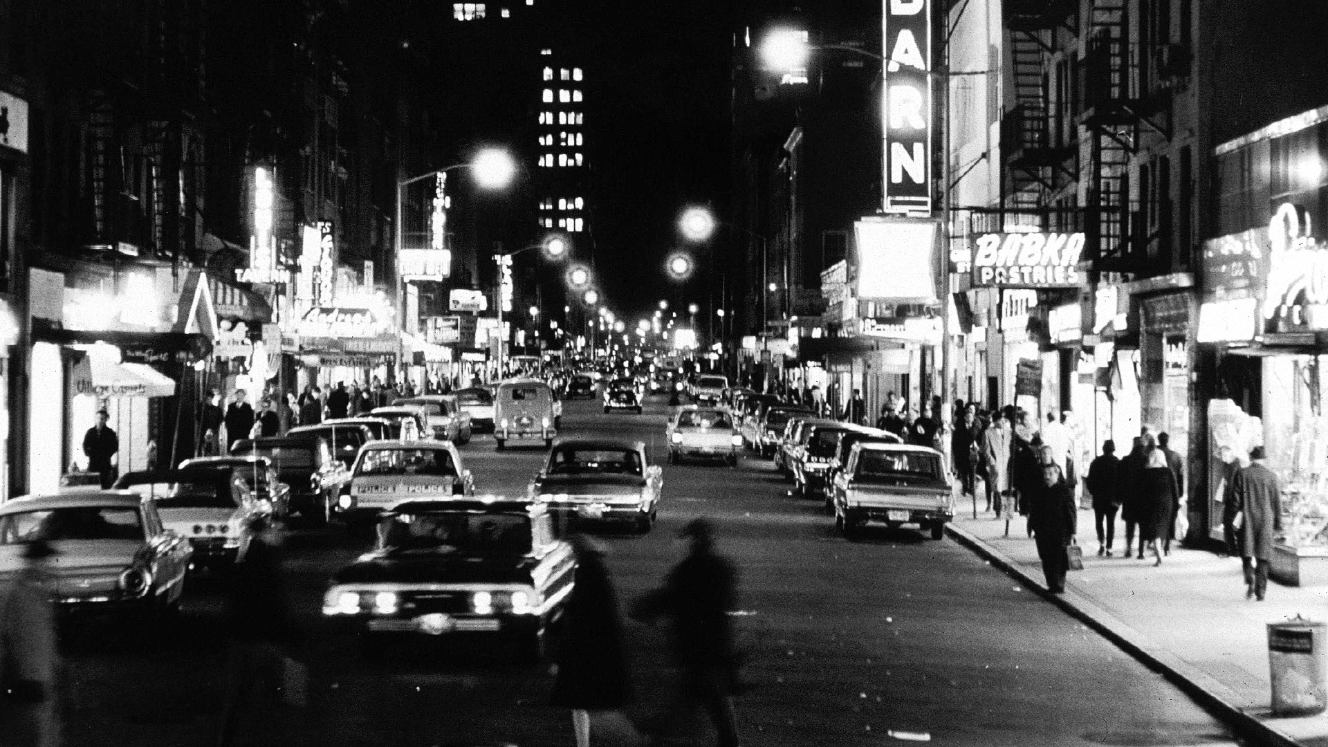 Nueva York 1945-1968: Pollock, Jacobs, Dylan