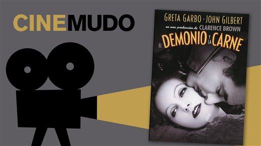 """Proyección de la película """"El demonio y la carne"""""""