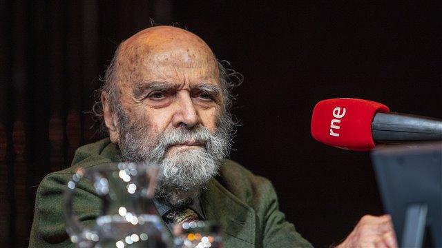 En diálogo con Luis de Pablo: una vida para la música