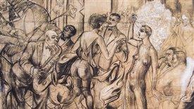 """Inauguración de la Exposición """"OTTO DIX"""". """"Otto Dix: A la belleza"""""""
