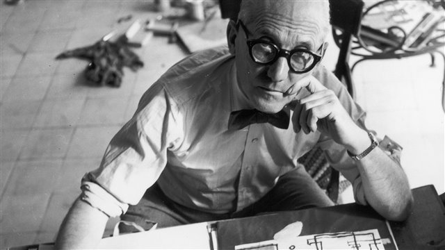 Masters of 20th century architecture: Le Corbusier