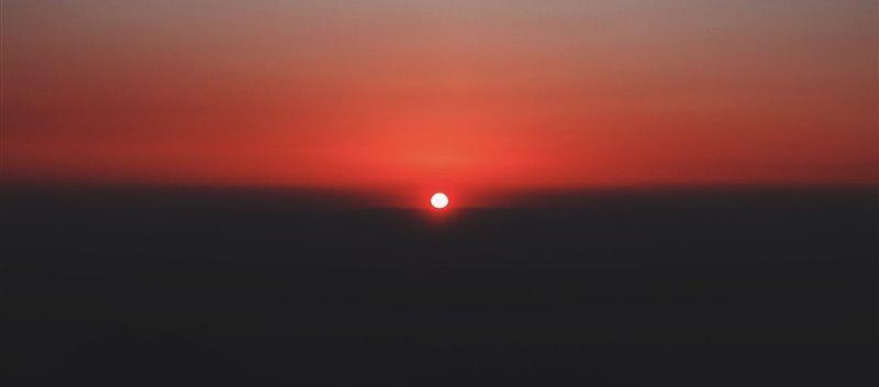 La luz del sol