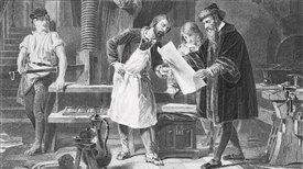 Gutenberg y la invención de la imprenta