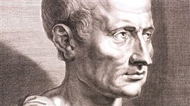 Marco Tulio Cicerón: su vida, su obra, su tiempo (II): Cicerón: el filósofo que amaba la política