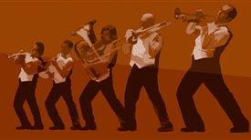 Twentieth-century brass quintets (I)