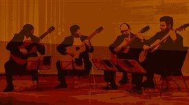 Four guitar quartets (I)