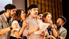 Offenbach, compositor de zarzuelas (II): El caballero feudal, opera buffa