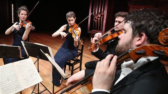 Cuartetos cara a cara: Zhang Zhao vs. Beethoven