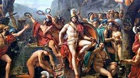 Termópilas (480 a. C.): tres días de contienda, 2500 años de posteridad