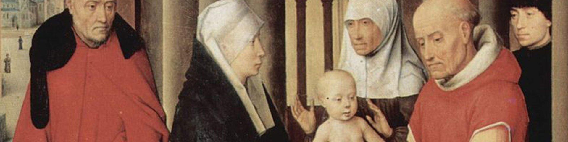 Ser madre en la Edad Media