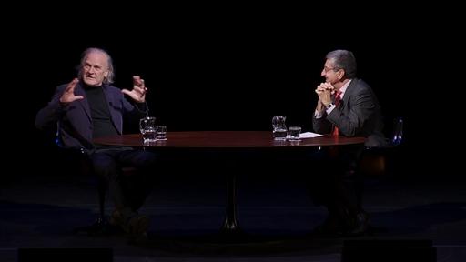 Conversaciones en la Fundación: Lluís Homar