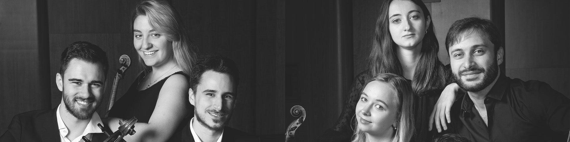 Cuarteto Mendelssohn de BP y Trío Mozart de Deloitte