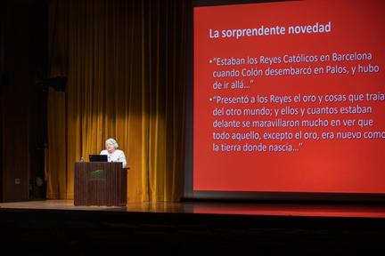 Ciclos de conferencias: Historia de la comida en España (II). Los alimentos que vinieron de Occidente