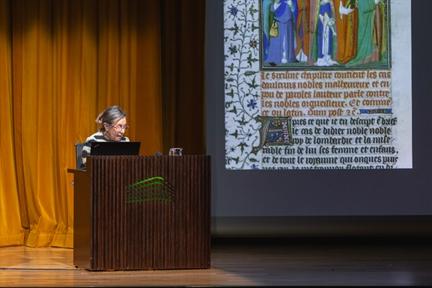Ciclos de conferencias: Mujer y maternidad, desde la Edad Media hasta nuestros días (I). Ser madre en la Edad Media