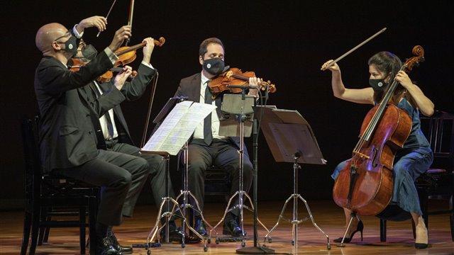 Boccherini y Goya: Cuarteto G 191 y La familia del infante don Luis