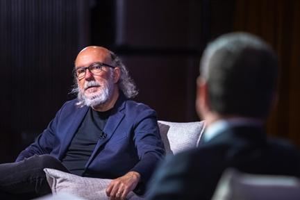 Conversations at the Fundación: Toni Segarra