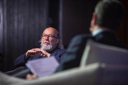 De izda. a drcha.: Toni Segarra y Antonio San José