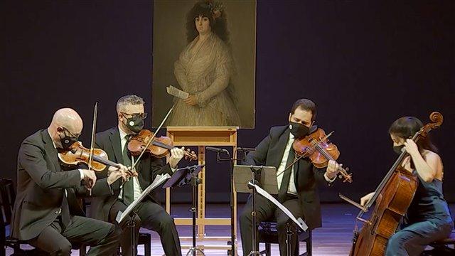 Boccherini y Goya: La Tirana