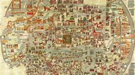 De Ptolomeo a los satélites: la historia de los mapas (II): Pinturas medievales del mundo