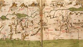 De Ptolomeo a los satélites: la historia de los mapas (III): Mapas para caballeros andantes