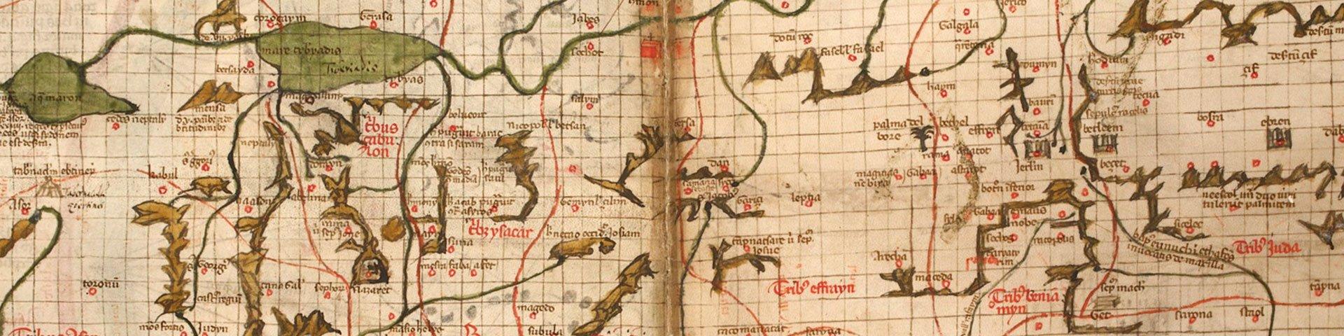 Mapas para caballeros andantes