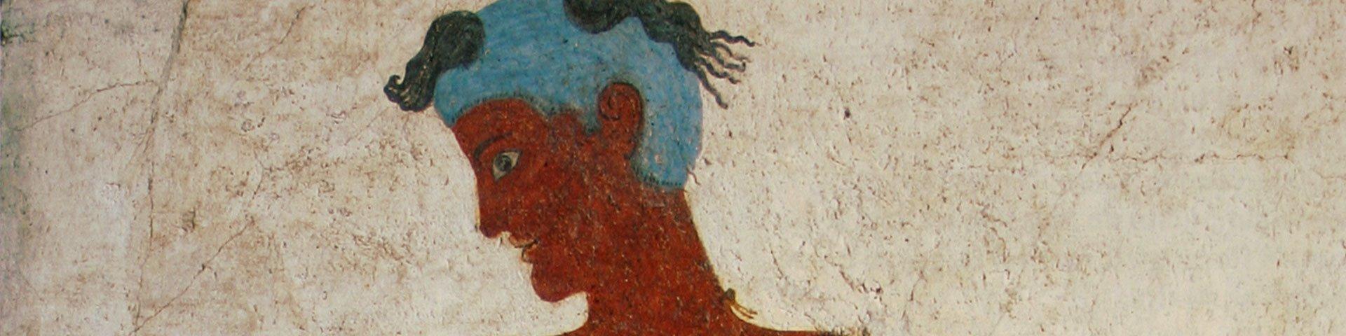 Forma, color y oro: del arte minoico al arte micénico