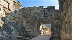 Civilizaciones del Egeo (IV): Palacios y arquitectura del poder en las civilizaciones minoica y micénica