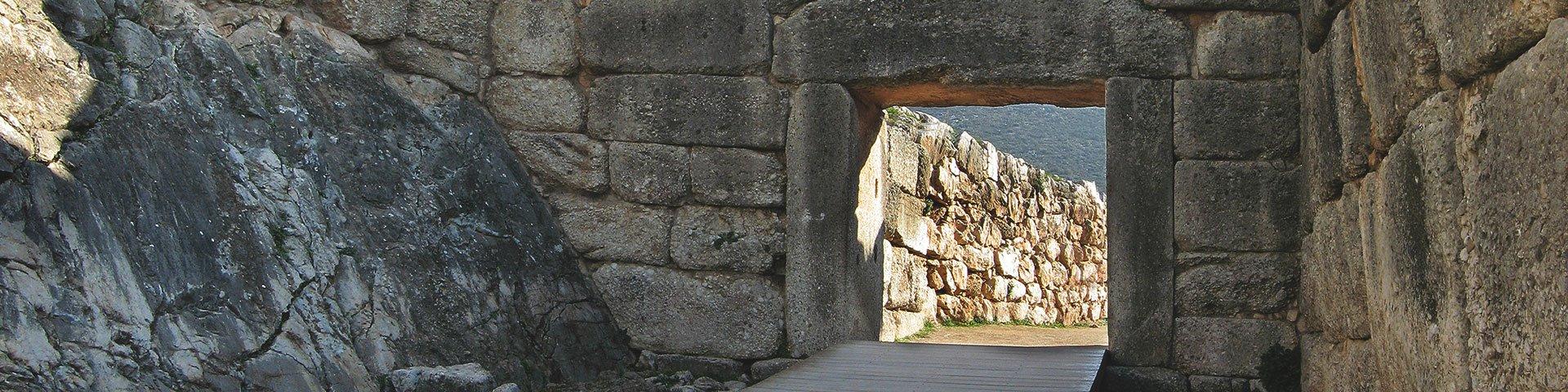 Palacios y arquitectura del poder en las civilizaciones minoica y micénica