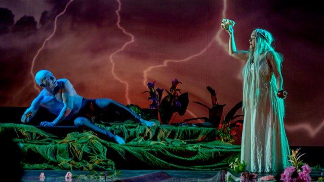 Lilith, luna negra, chamber opera