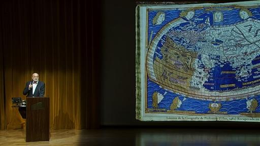 Ciclos de conferencias: De Ptolomeo a los satélites: la historia de los mapas (IV). La cartografía del Renacimiento. Atlas y titanes