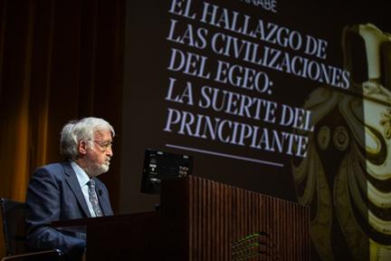 Ciclos de conferencias: Civilizaciones del Egeo (I). El hallazgo de las civilizaciones del Egeo: la suerte del principiante
