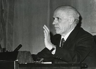 """Ciclos de conferencias: Las fronteras vivas del psicoanálisis (I). """"Metaciencia y psicoanálisis"""""""