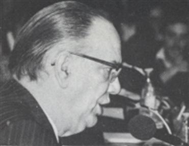Ciclos de conferencias: Novela española contemporánea (V). Camilo José Cela en diálogo con Alonso Zamora Vicente