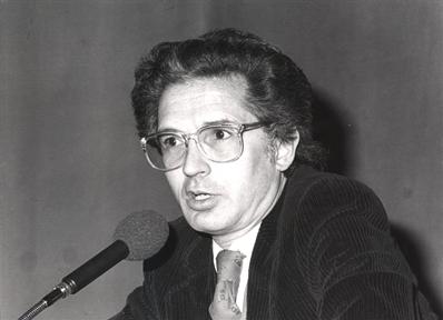 """Ciclos de conferencias: Teatro Español del siglo XX (1985) (I). """"El estudio del teatro"""""""