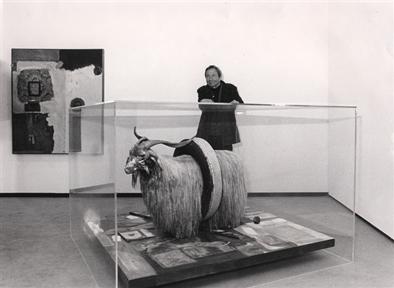 """Conferencias inaugurales: Inauguración de la Exposición """"ROBERT RAUSCHENBERG"""". """"Conferencia inaugural"""""""