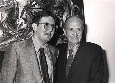 """Inaugural lectures: Inauguración de la Exposición """"ARTE ESPAÑOL EN NUEVA YORK (1950-1970). COLECCIÓN AMOS CAHAN"""". Inaugural lecture"""
