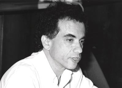 "Lecture Series: Conferencias del Profesor Robert M. Fishman (II). ""Democratization processes in Southern Europe"""