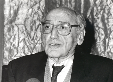 """Ciclos de conferencias: Cuatro lecciones sobre Jorge Guillén en su centenario (II). """"El Cántico de Jorge Guillén y el expresionismo"""""""
