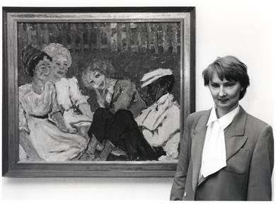 """Lecture Series: Cuatro lecciones sobre el 'Puente' (I). """"Das Brücke - Museum in Berlin"""", opening conference of the exhibition """" GERMAN BRÜCKE EXPRESSIONIST ART"""""""