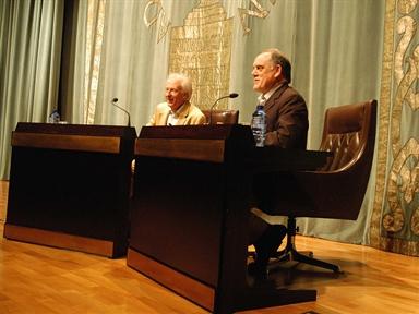 Poética y Teatro: Albert Boadella en diálogo con César Oliva