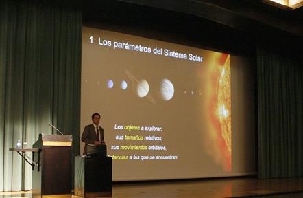 Ciclos de conferencias: El Sistema Solar (IV). La exploración robótica del Sistema Solar