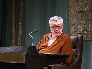 Poetics and Poetry: Antonio Martínez Sarrión (I). Poetry today: freedom and responsibility