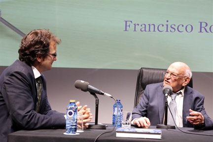 Memories of the Fundación: Francisco Rodríguez Adrados
