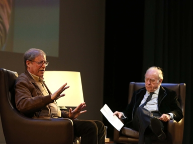 Intellectual Autobiography : Félix de Azúa in conversation with Eduardo Arroyo