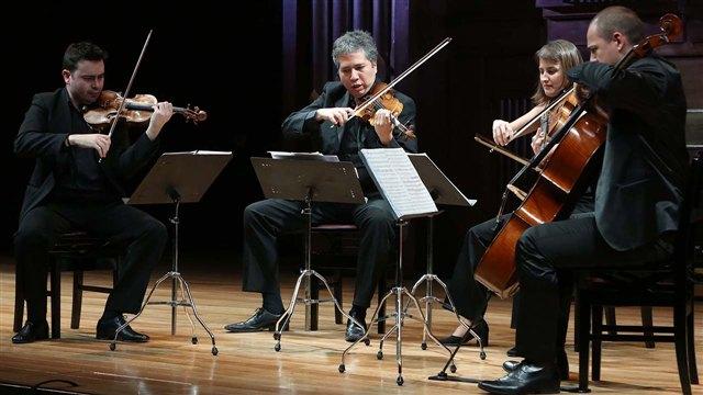 Salvador Bacarisse: Cuarteto nº 2 Op. 12