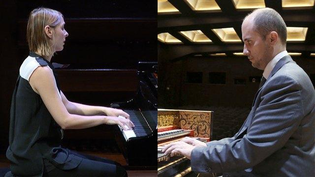 """C.P.E. Bach: Variaciones sobre """"Les Folies d'Espagne"""""""
