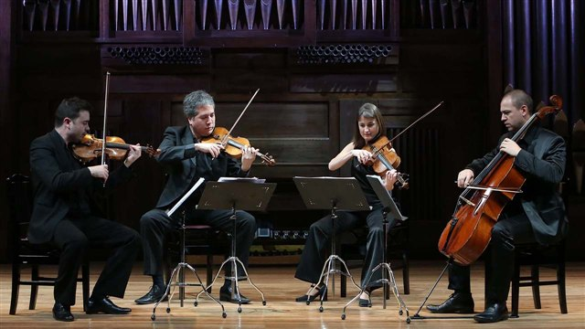 Salvador Bacarisse: Cuarteto nº 1 Op. 10ª